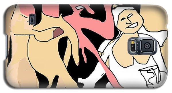 Urology Nurse Galaxy S5 Case