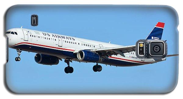 Us Airways Airbus A321-231 N567uw Galaxy S5 Case