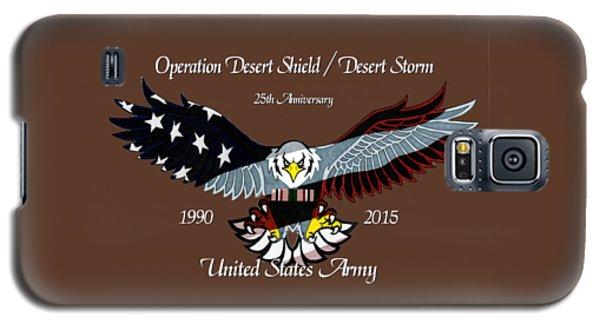 Us Army Desert Storm Galaxy S5 Case