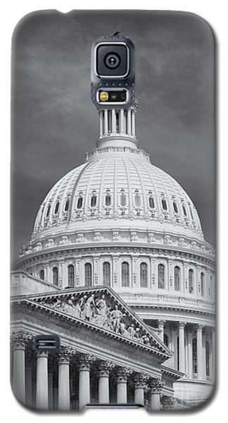 Us Capitol Building Iv Galaxy S5 Case