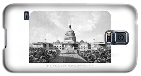 Us Capitol Building - Washington Dc Galaxy S5 Case