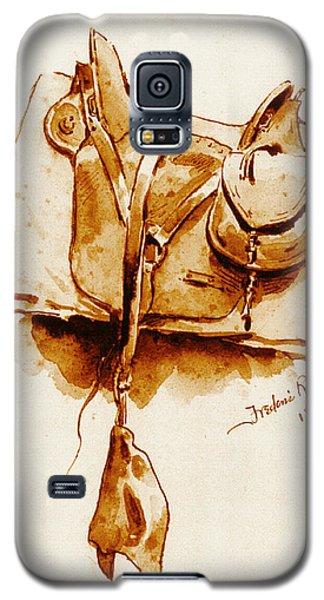 Us Cavalry Saddle 1869 Galaxy S5 Case