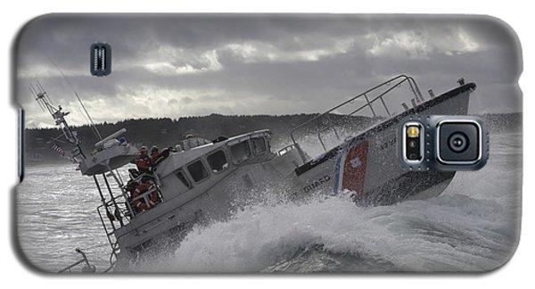 U.s. Coast Guard Motor Life Boat Brakes Galaxy S5 Case
