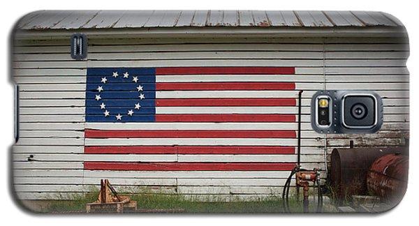 Us Flag Barn Galaxy S5 Case