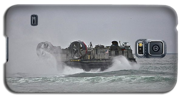 Us Navy Hovercraft Galaxy S5 Case