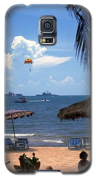 Us Navy Off Pattaya Galaxy S5 Case