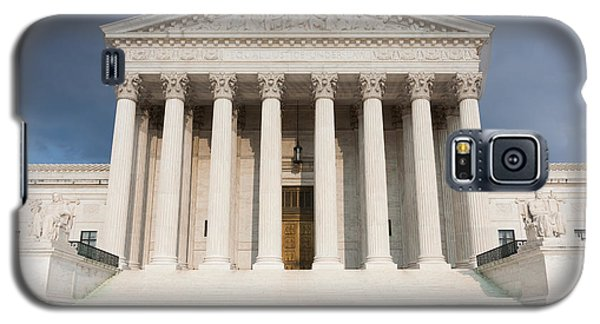 Us Supreme Court Building V Galaxy S5 Case