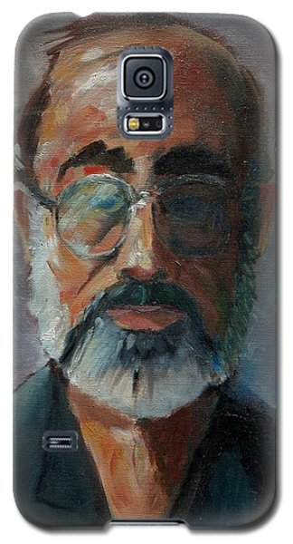 Galaxy S5 Case featuring the painting Used To Be Me by Gary Coleman