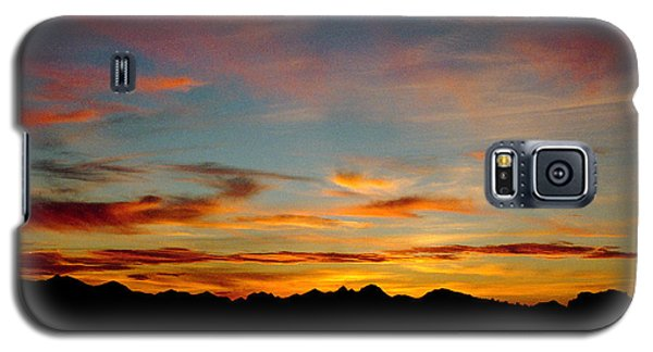 Usery Sunset Galaxy S5 Case