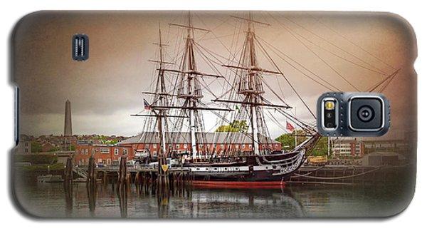 Uss Constitution Boston  Galaxy S5 Case