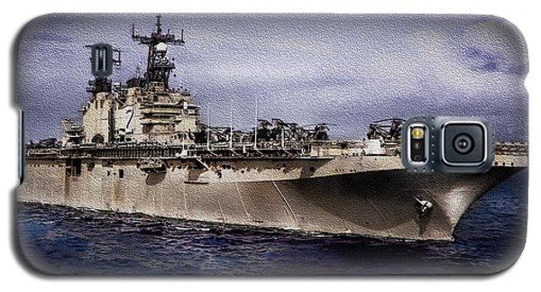 Uss Iwo Jima Lph2 Galaxy S5 Case