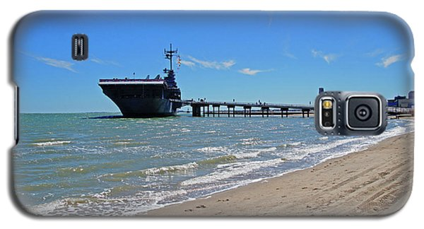 Uss Lexington Galaxy S5 Case