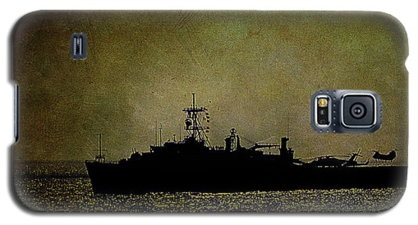 Uss Ponce Lpd-15 Galaxy S5 Case
