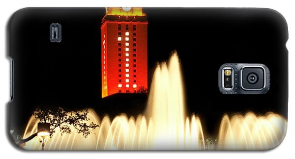 Ut Tower Championship Win Galaxy S5 Case