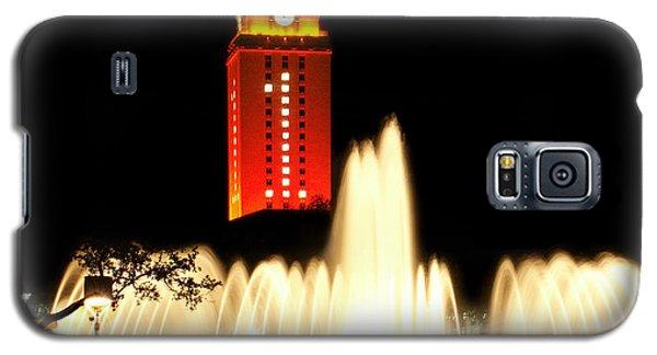 Ut Tower Championship Win Galaxy S5 Case