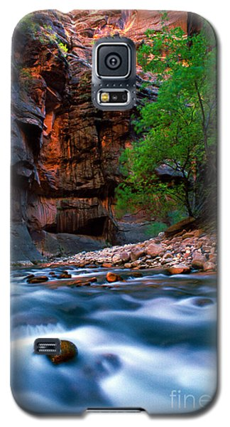 Utah - Virgin River 4 Galaxy S5 Case