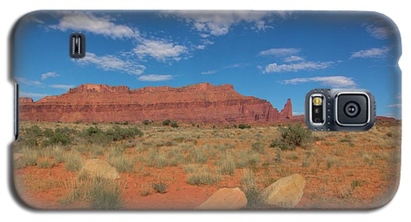 Galaxy S5 Case featuring the photograph Utah Canyons by Heidi Hermes