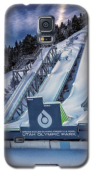 Utah Olympic Park Galaxy S5 Case