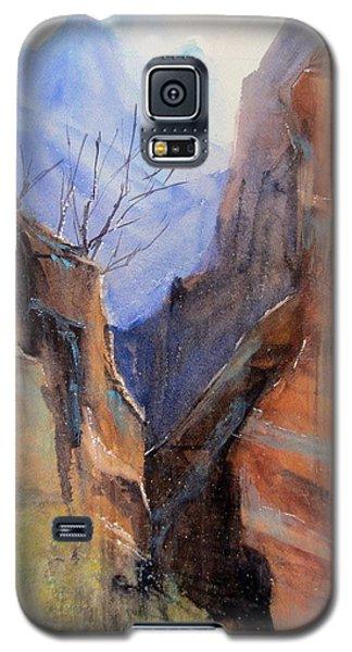 Utah Red Rocks Galaxy S5 Case by Sandra Strohschein