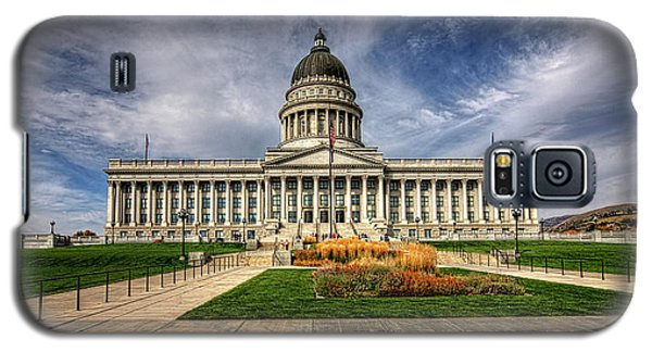 Utah State Capitol Galaxy S5 Case by James Hammond