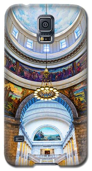 Utah State Capitol Rotunda #2 Galaxy S5 Case
