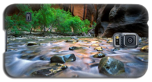 Utah - Virgin River 5 Galaxy S5 Case