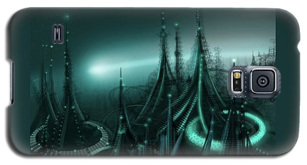 Utopia Galaxy S5 Case by James Christopher Hill