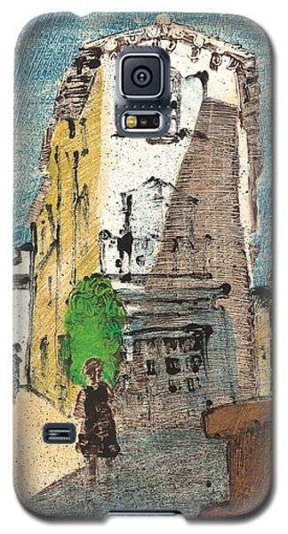 Uzes Provence Galaxy S5 Case by Martin Stankewitz