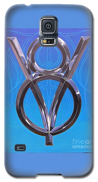 V Eight Power Galaxy S5 Case
