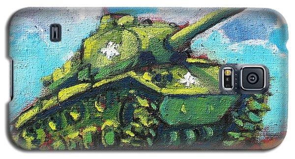 V. F. W. Tank Galaxy S5 Case