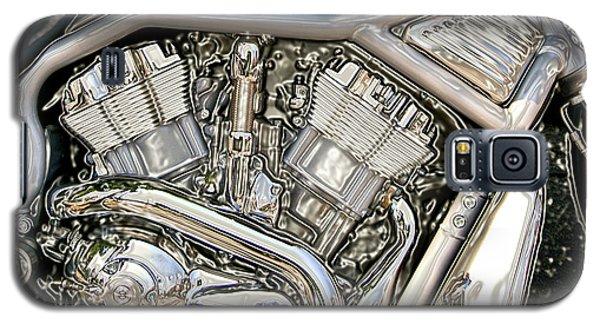 V-rod Titanium Galaxy S5 Case