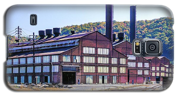 Vacant Steel Mill - Johnstown Pa Galaxy S5 Case