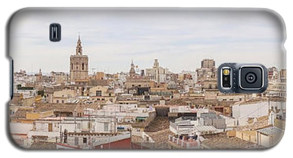 Valencia Panorama Galaxy S5 Case