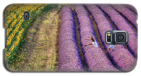 Valensole Galaxy S5 Case