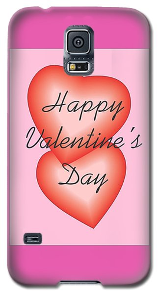 Valentine Hearts Galaxy S5 Case by Sherril Porter