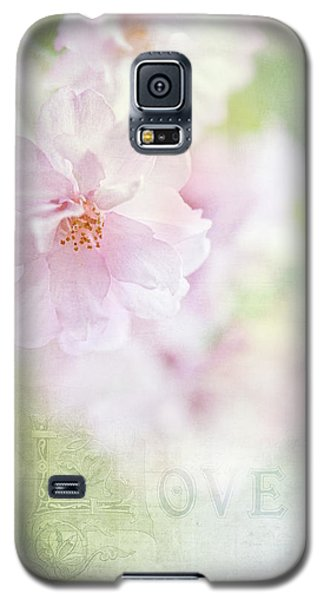 Valentine Love Galaxy S5 Case