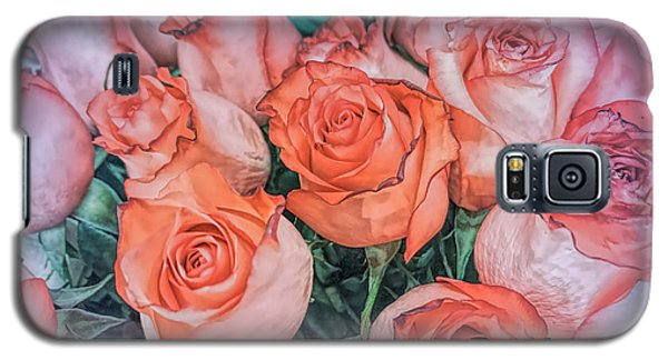 Valentines Day Roses  Galaxy S5 Case