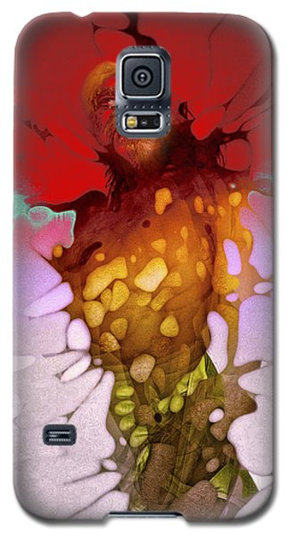 Valhalla Rising Galaxy S5 Case by Richard Wiggins