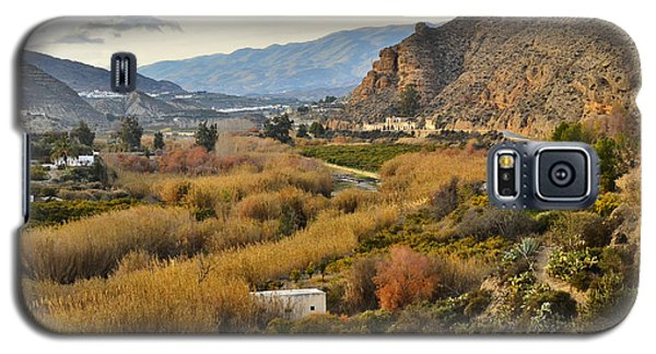 Valley Of Andalusia Galaxy S5 Case by Marek Stepan