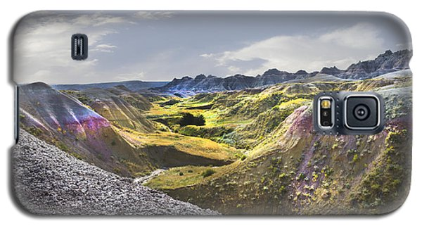 Valley Of Beauty,badlands South Dakota Galaxy S5 Case