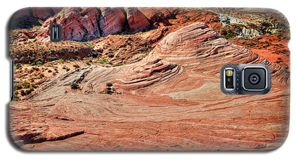 Valley Of Fire State Park Nevada Galaxy S5 Case by James Hammond