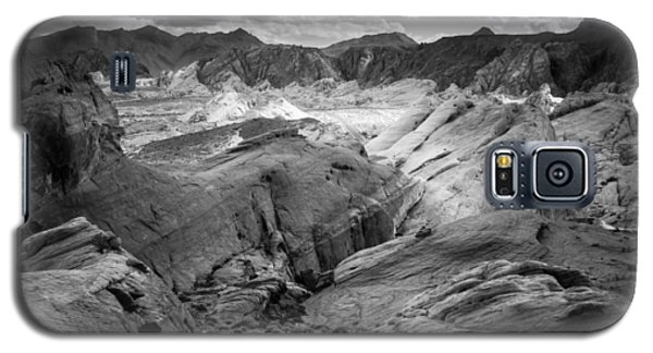 Valley Of Fire Expanse Galaxy S5 Case