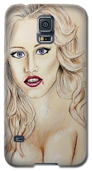 Vampire Shannon Galaxy S5 Case