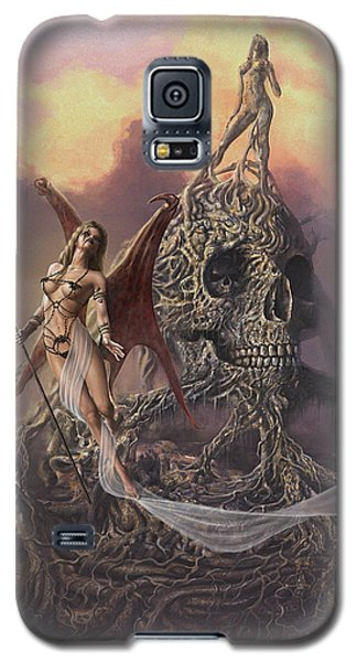 Vampis Lair Galaxy S5 Case
