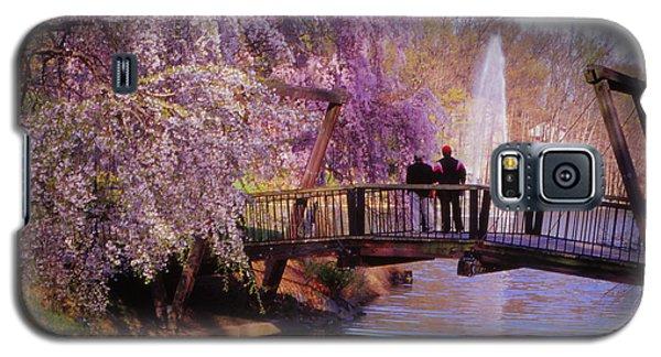 Van Gogh Bridge - Reston, Virginia Galaxy S5 Case