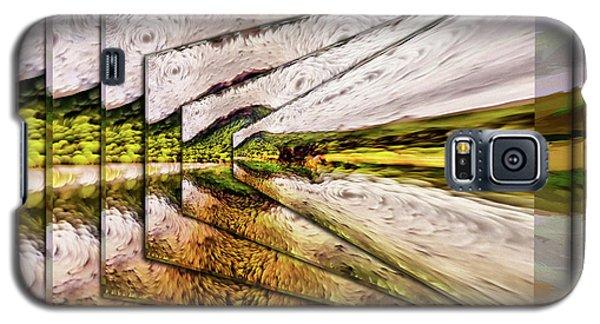 Van Gogh Perspective Galaxy S5 Case by Mario Carini