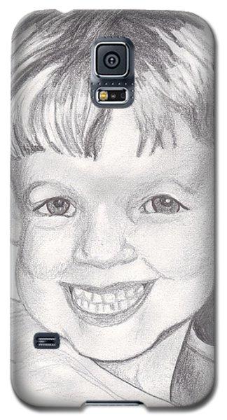 Van Winkle Boy Galaxy S5 Case