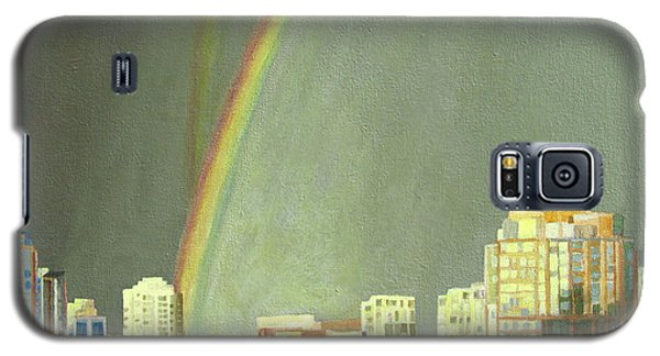 Vancouver Bc Galaxy S5 Case by Lynne Reichhart