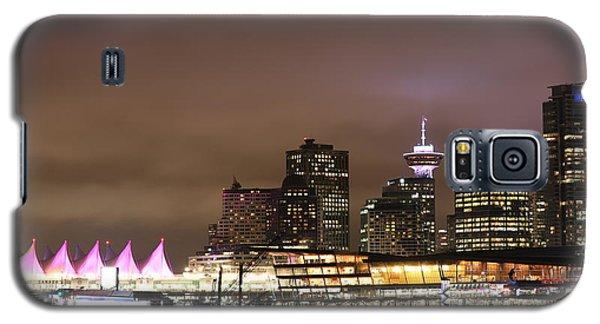 Vancouver Canada Place Galaxy S5 Case