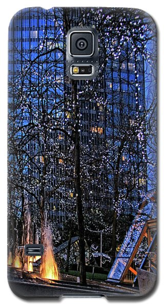 Vancouver - Magic Of Light And Water No 1 Galaxy S5 Case by Ben and Raisa Gertsberg
